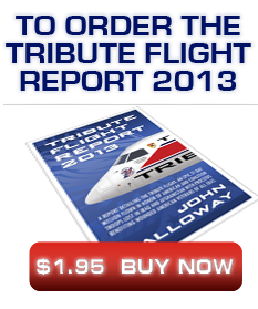 Order the Tribute Flight Report